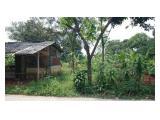 Dijual cepat tanah SHM 3725 m2 di sawangan