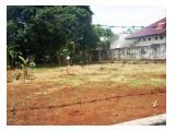 Dijual properti Lahan Tanah keras & Rata (kosong) Sertipikat Hak Milik, atas nama sendiri