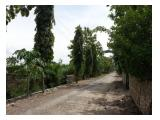 Tanah 22050 m2 di jalan raya utama solo - sragen (dekat sragen)