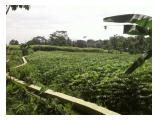 Dijual Tanah Selua 5.800m2 di Kp.dukuh,Ds.cimayang,Kec.Pamijahan Kab.bobor Jawabarat