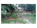 Rumah dan danau kecil , Tanah Sentul Bogor 2000m2 dijual murah NJOP BU