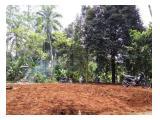 tanah sebelum dibangun