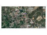 Disewakan Tanah Kosong 2700m2 di Simpang Siak, Kelurahan Palas, Kec Rumbai, Pekanbaru