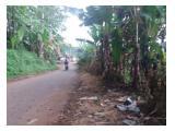 Jual tanah Cibadak Sukabumi