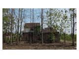 Jual Cepat, BU, Tanah Strategis Jalan Serayu dekat Unmer/Politeknik Madiun, Bonus pohon Jati Emas